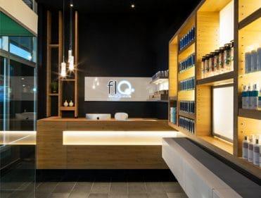 projet clinique dentaire bordeleau lacroix a2design. Black Bedroom Furniture Sets. Home Design Ideas