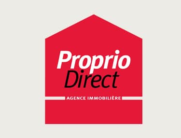 Logo of Proprio Direct Agence immobilière