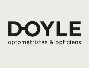 Logo of Doyle Optométristes et opticien