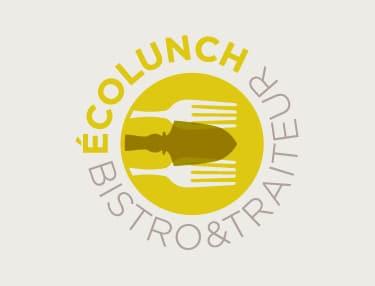 Logo of Écolunch Bistro et traiteurs