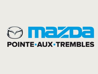 Logo of Mazda Pointe-aux-Trembles
